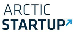 ArcticStartup logo